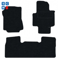 Nissan NV200 Combi (2010 Onwards) Fitted Floor Mats product image