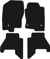 Nissan Pathfinder (2009 onwards) (5 seats, 3 locators) Fitted Car Floor Mats product image