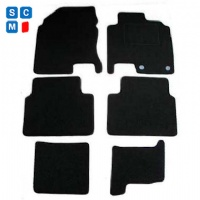 Nissan QASHQAI+2 (2007 - 2013) Fitted Floor Mats product image