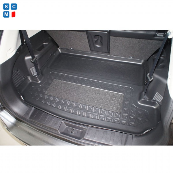 Nissan X-Trail (2014 - 2021) MK3 Moulded Boot Mat image 2