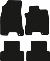 Nissan X-Trail (2007 - 2014) (3 locators) Fitted Floor Mats product image