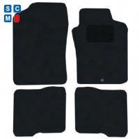 Peugeot 106 (1996 to 2004) 5-door Fitted Car Floor Mats product image