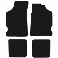 Peugeot 106 (1996 to 2004) 3-door Fitted Car Floor Mats product image