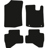 Peugeot 107 (2014 - Onwards) Fitted Floor Mats product image