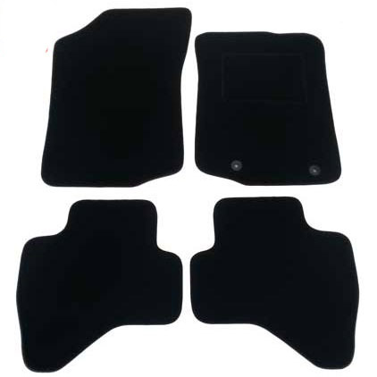 Peugeot 108 2014 Onwards Fitted Car Floor Mats  product image