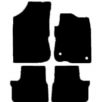 Peugeot 2008 (2020 - Onwards) Fitted Car Floor Mats product image