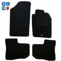 Peugeot 206 1999 to 2006 (Single Locator)  Car  Mats