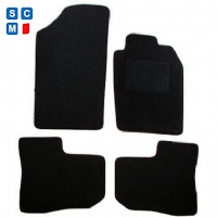 Peugeot 206 1999 to 2006 (No Locator)  Car  Mats