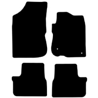 Peugeot 208 2012 - 2019 (2 eyelets) Fitted Floor Mats product image