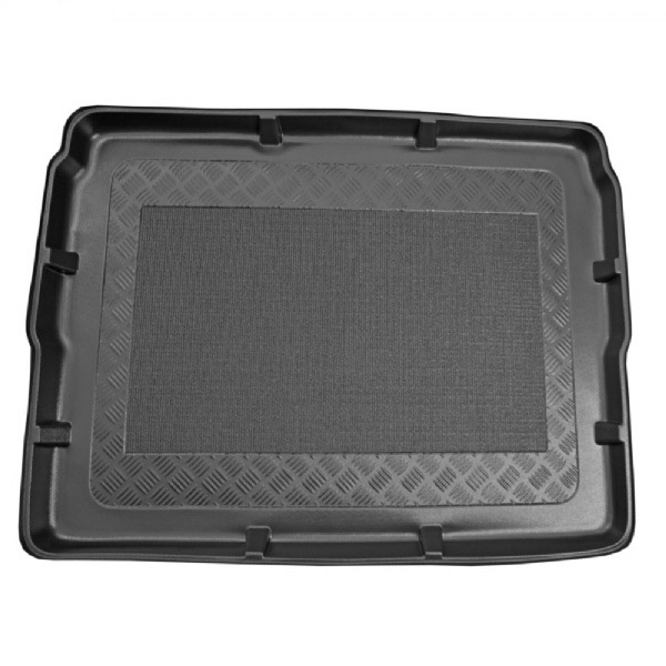 Peugeot 3008 May 2009 2016 Moulded Boot Mat From