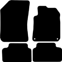 Peugeot 308 (2014 onwards) Fitted Car Floor Mats product image