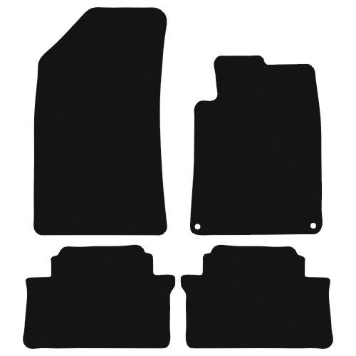 Peugeot 508 (2011 - 2018) Fitted Floor Mats product image