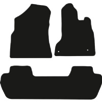 Peugeot Partner Tepee (2008 to 2018) Fitted Floor Mats product image