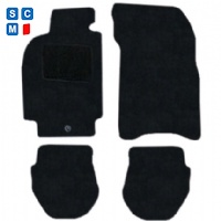 Porsche 911 (964 LHD) 1989 - 1993 Fitted Car Floor Mats product image