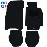 Porsche 911 (964) 1989 - 1993 Fitted Car Floor Mats product image