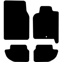 Porsche 924 1976 - 1988 Fitted Car Floor Mats product image