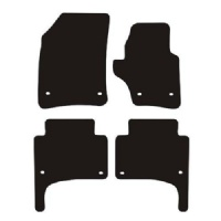 Porsche Cayenne (2002 - 2010) (Round locators) Fitted Floor Mats product image