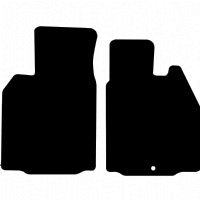 Porsche Cayman 2004 - 2011 (987) Fitted Car Floor Mats product image