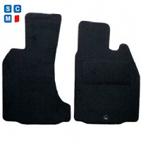 Porsche Cayman (BOSE fitted) 2012 - 2016 (981) Fitted Car Floor Mats product image
