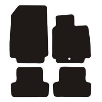 Renault Clio 2006 - 2009 Fitted Floor Mats product image
