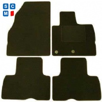 Renault Grand Scenic 2009 - 2016 Fitted Car Floor Mats product image