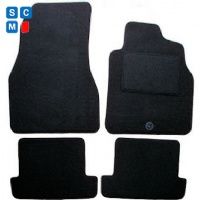 Renault Megane CC 2004 to 2009 Fitted Car Floor Mats product image