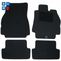 Renault Megane MK2 2002 to 2008 Fitted Car Floor Mats product image