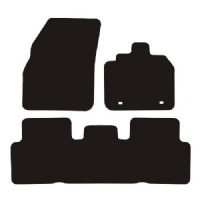 Renault Scenic 2003 - 2009 Fitted Car Floor Mats product image