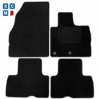 Renault Scenic 2009 - 2016 Fitted Car Floor Mats product image