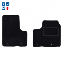 Renault Trafic 2014 onwards (Van) onwards  Fitted Car Floor Mats product image