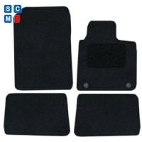Renault Twingo 2007 - 2014 Fitted Car Floor Mats product image