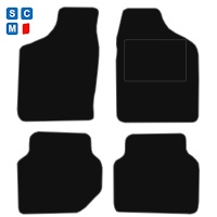 Rover 100 / Metro 1990 - 1998 Fitted Car Floor Mats product image