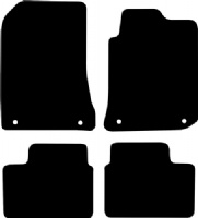 Rover 75 (1999 - 2005)  (4 oval locators) Fitted Floor Mats product image