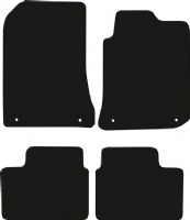 Rover 75 (1999 - 2005) (4 eyelets) Fitted Floor Mats product image