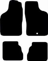 Saab 900 mk2 (1994 - 1998) Fitted Car Floor Mats product image