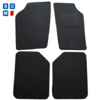 Saab 900 mk1 Convertible (1986 - 1994) (LEFT HAND DRIVE) Fitted Car Floor Mats product image