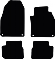 Saab 9-3 Estate (2002 - 2012) Fitted Floor Mats product image