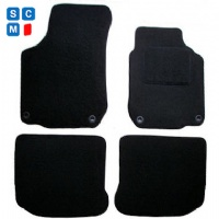 Seat Leon (1999 - 2005) (Oval Locators) (MK1) Fitted Car Floor Mats product image