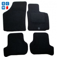 Seat Leon (2005 - 2008) pre-facelift (one locator) (MK2) Fitted Car Floor Mats product image
