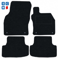 SEAT Leon 2013 Onwards (MK3) Fitted Car Floor Mats product image