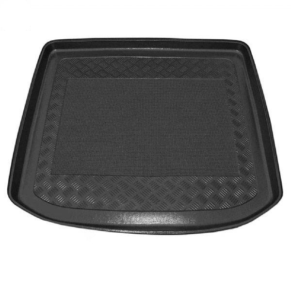 Seat Toledo Mk3 5P 2004 To 2010 Moulded Boot Mat