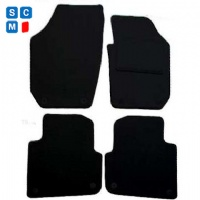 Skoda Fabia (5J) 2007 - 2014 (4 round locators) (26cm see notes) Fitted Floor Mats product image