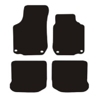 Skoda Octavia Estate 1998 -  2004 (Oval Locators) Fitted Car Floor Mats product image
