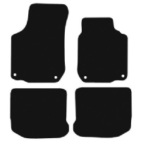Skoda Octavia Estate 1998 - 2004 (Round Locators) Fitted Car Floor Mats product image