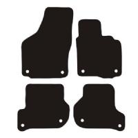 Skoda Octavia Estate 2009 - 2013 (Oval Locators) Fitted Car Floor Mats product image