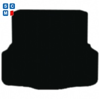 Skoda Octavia Estate 2004 - 2013 Fitted Boot Mat product image