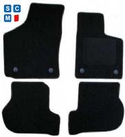 Skoda Octavia (2004 - 2009) (4 Round Locators) Fitted Floor Mats product image