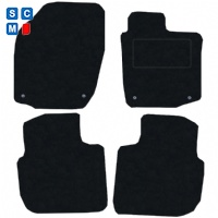 Skoda Rapid 2012 Onwards Fitted Car Floor Mats product image