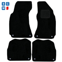 Skoda Superb Estate (B5) 2001 - 2008 (Oval Locators Front and Rear) Fitted Car Floor Mats product image