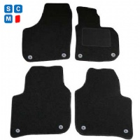 Skoda Superb (B6) 2008 - 2015 (8 locators) Fitted Car Floor Mats product image